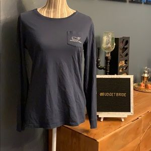 2/$15 Vineyard Vines T-Shirt Long sleeve